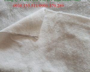vải lọc dệt nỉ 208
