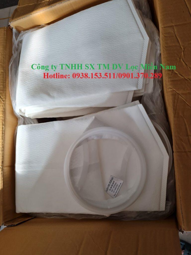 Túi lọc FAQUI 100 micron size 2