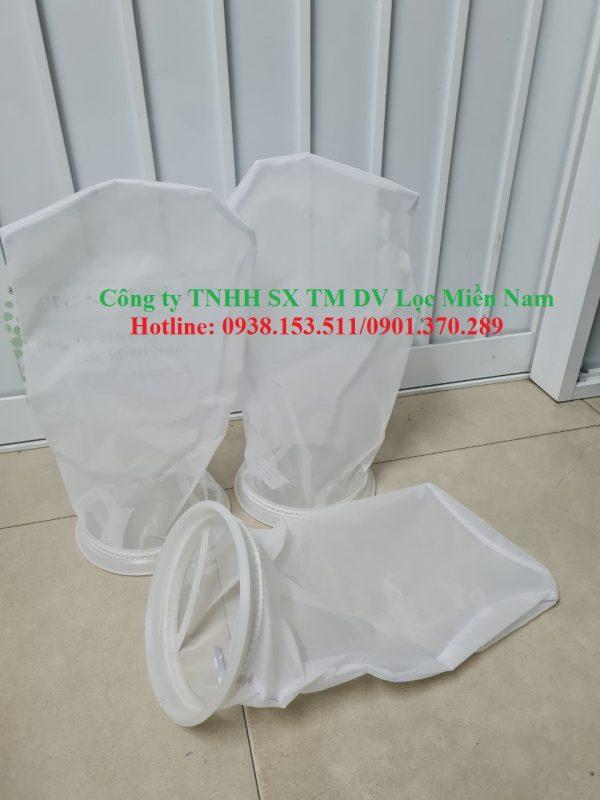Túi NMO size 1 lọc nước, thực phẩm, dược phẩm